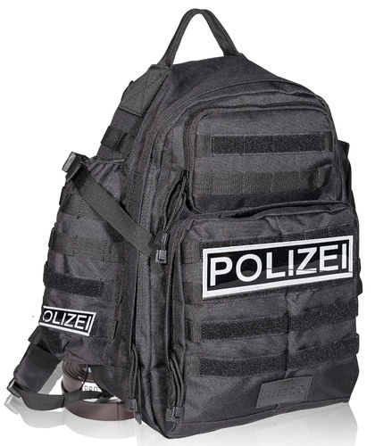 Backpack 1500-POLIZEI-03