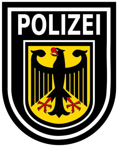 PATCH 5000-Bundespolizei